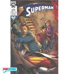 Superman Rinascita 048 Variant Componibile