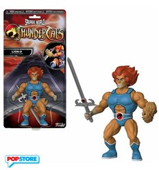 Funko Action Figures - Savage World Thundercats - Lion-O Exclusive