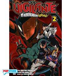 Vigilante - My Hero Academia Illegals 002