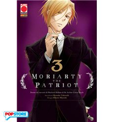 Moriarty the Patriot 003