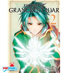 Record of Grancrest War 002