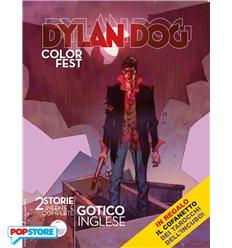 Dylan Dog Color Fest 028 - Gotico Inglese