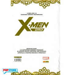 Gli Incredibili X-Men 344 - X-Men Oro 016 Variant