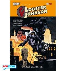 Lobster Johnson 04 - Caccia a Lobster!