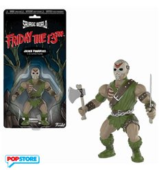 Funko Action Figures - Savage World - Friday The 13th - Jason Voorhees 9,5cm
