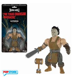 Funko Action Figures - Savage World - The Texas Chainsaw Massacre -  Leatherface 9,5cm