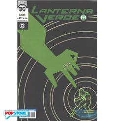 Lanterna Verde Rinascita 049