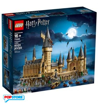 huge selection of d2514 0d37a LEGO 71043 - Harry Potter - Castello Di Hogwarts