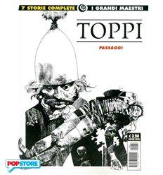 Sergio Toppi - Passaggi