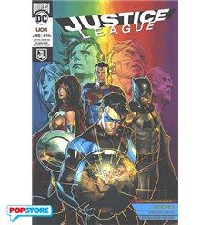 Justice League Rinascita 046 Variant