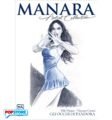 Manara Artist Collection 011 - Gli Occhi Di Pandora