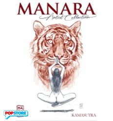 Manara Artist Collection 014 - Kamasutra