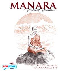 Manara Artist Collection 024 - L'Uomo Delle Nevi