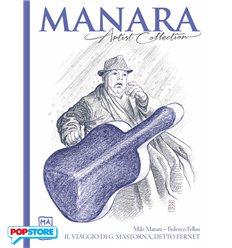 Manara Artist Collection 027 - Il Viaggio Di G. Mastorna, Detto Fernet