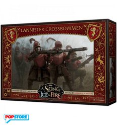 A Song of Ice and Fire - Balestrieri Lannister
