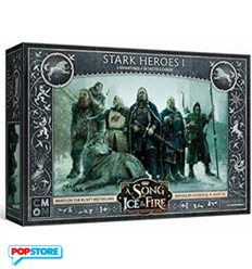 A Song of Ice and Fire - Eroi Stark I