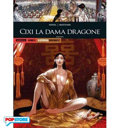 Historica Biografie 023 - Cixi la Dama Dragone 1
