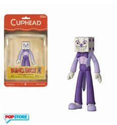 Funko Action Figures - Cuphead - King Dice