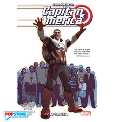 Capitan America, Sam Wilson Hc 004 - Capolinea