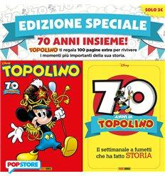 Topolino 3306 con albo speciale