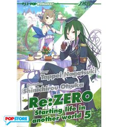 Re:Zero - Starting life in another world Light Novel 005