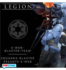 Star Wars Legion - Squadra Blaster Pesante E-Web