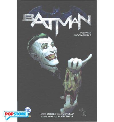 Batman Hc 007 - Gioco Finale
