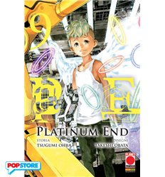 Platinum End 009