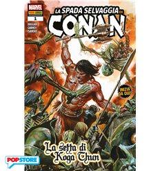La Spada Selvaggia di Conan 001