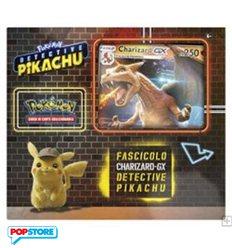 Pokemon Detective Pikachu - Fascicolo Charizard-Gx