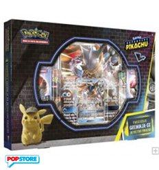 Pokemon Detective Pikachu - Fascicolo Greninja-Gx