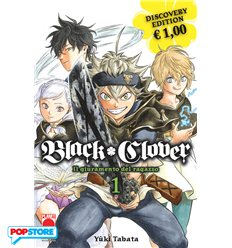 Black Clover 001 Discovery