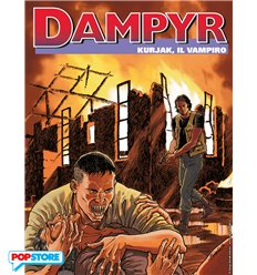 Dampyr 229 - Kurjak, il Vampiro