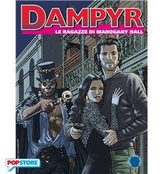 Dampyr 230 - Le Ragazze di Mahogany Hall