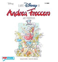 Andrea Freccero Art Portfolio