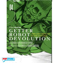 Getter Robot Devolution 004