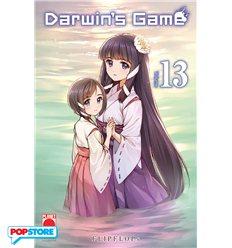 Darwin's Game 013