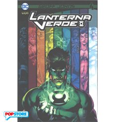 Lanterna Verde Di Geoff Johns 004 R