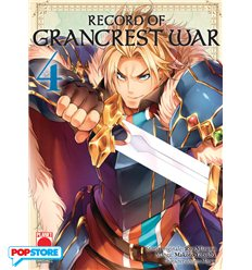 Record of Grancrest War 004