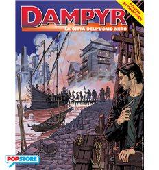 Dampyr 231 - La Città dell'Uomo Nero