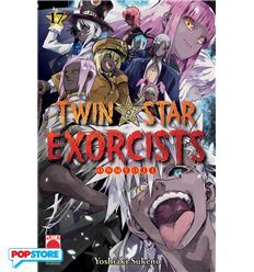 Twin Star Exorcists 017
