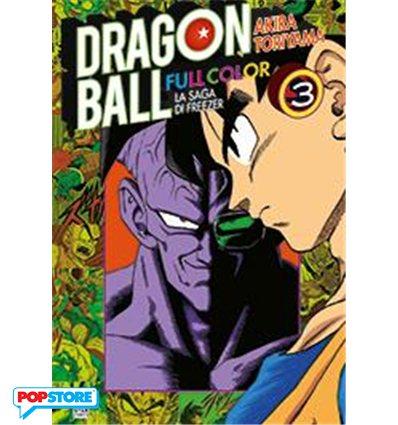 Dragon Ball Full Color - La Saga di Freezer 003
