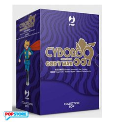 Cyborg 009 - God's War Box