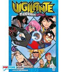 Vigilante - My Hero Academia Illegals 006