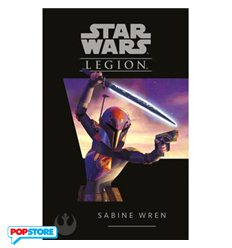 Star Wars Legion - Sabine Wren