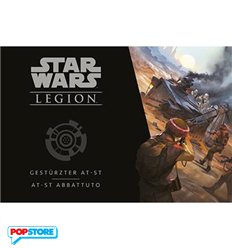 Star Wars Legion - AT-ST Abbattuto