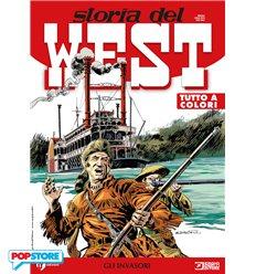 Storia del West 004 - Gli Invasori