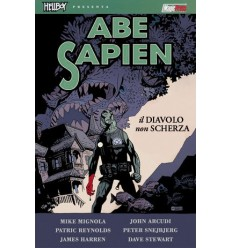 Abe Sapien 02