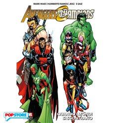 Avengers Champions Quando i Mondi si Incontrano