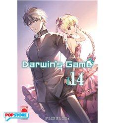 Darwin's Game 014